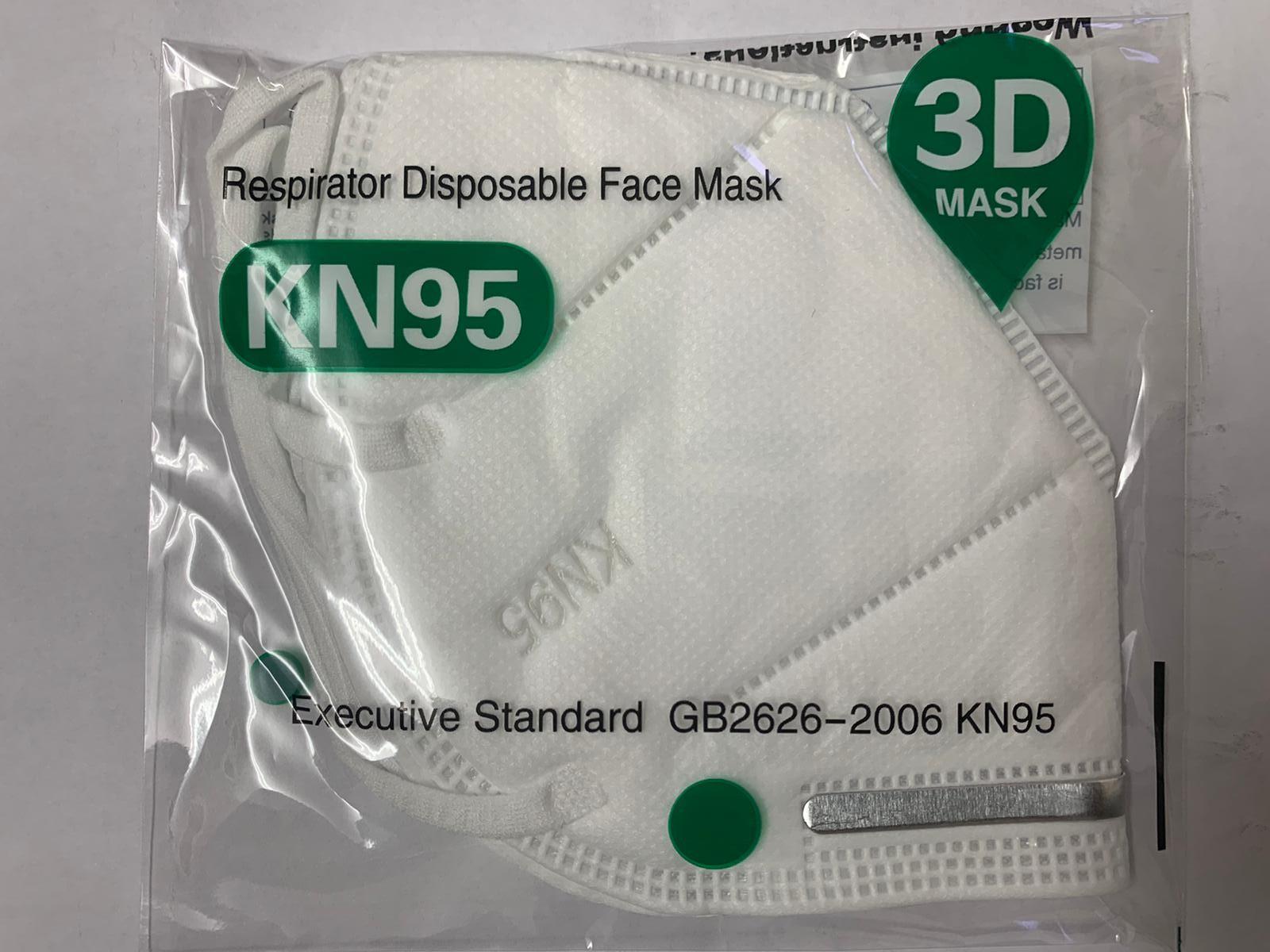 KN95 – Respirator Disposable Face Mask